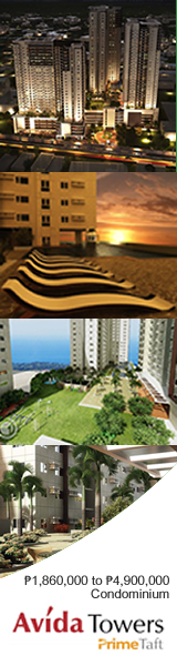 Avida Towers Prime Taft Live the A+ life Taft Avenue