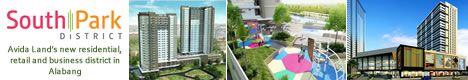South Park District: Avida Land's new residential, retail and business district in Alabang