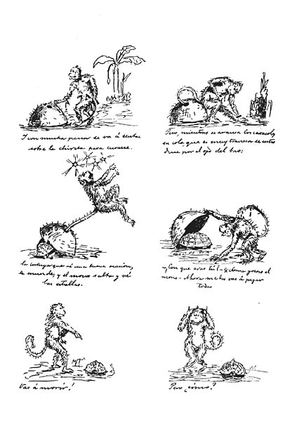 the monkey and the turtle by dr jose rizal The project gutenberg ebook of lineage, life and labors of jose life and labors of jose rizal: philippine patriot art from rizal's sketch book dr antonio.