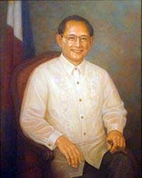 12th President of the Philippines