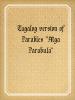 """Tagalog version of Parables """"Mga Parabula"""""""